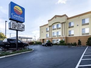 컴포트 인 앤 스위트 (Comfort Inn & Suites Sacramento - University Area)