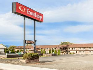 Econo Lodge Ellensburg Near University