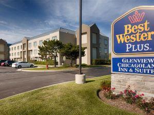 베스트웨스턴 플러스 글렌뷰-시카고랜드 인 앤 스위트 (BEST WESTERN PLUS Glenview Chicagoland Inn & Suites)