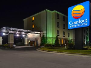 컴포트 인 & 스위트(Comfort Inn and Suites Fort Smith)