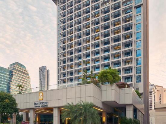 Pan pacific orchard singapore 50 off booking ctrip - Pan pacific orchard swimming pool ...