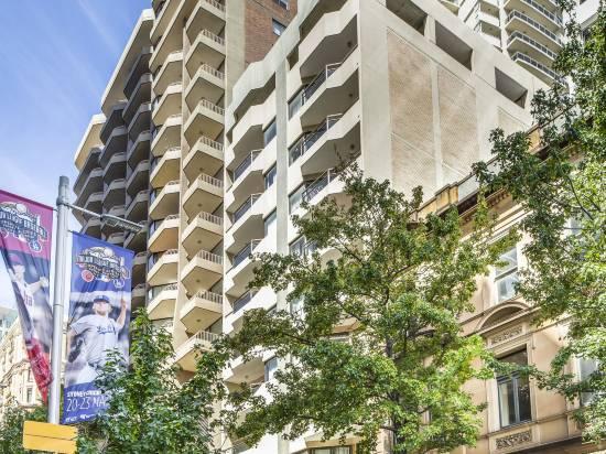 悉尼金街新城公寓酒店