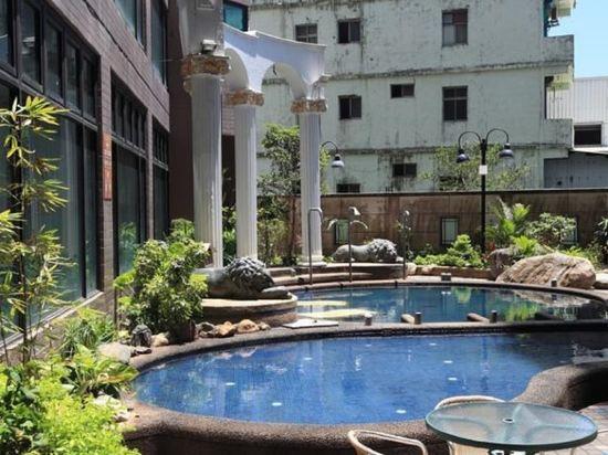 宜蘭礁溪山泉大飯店