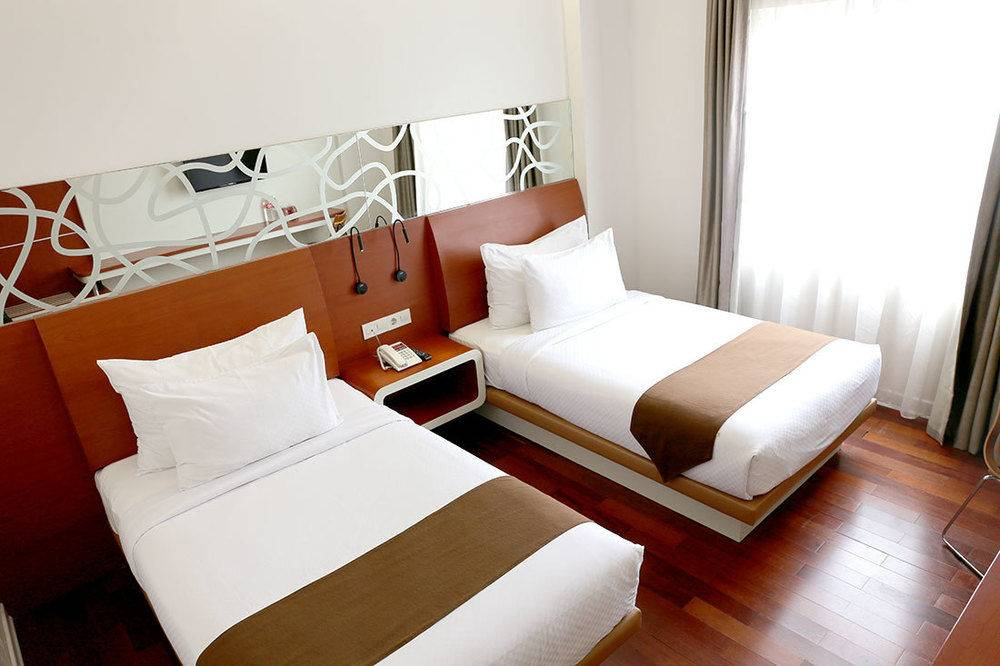 加格安马格朗市中心酒店预订及价格查询 携程海外酒店 Citihub Hotel