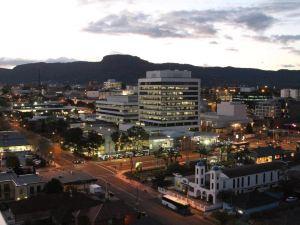 세이지 호텔 울롱공 (Sage Hotel Wollongong)