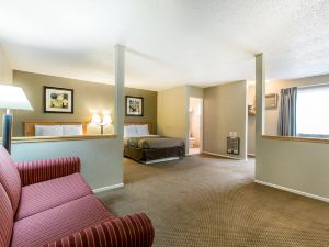Econo Lodge Inn and Suites Yreka
