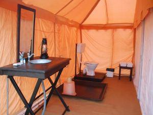 Jaisalmer Desert Camp prise