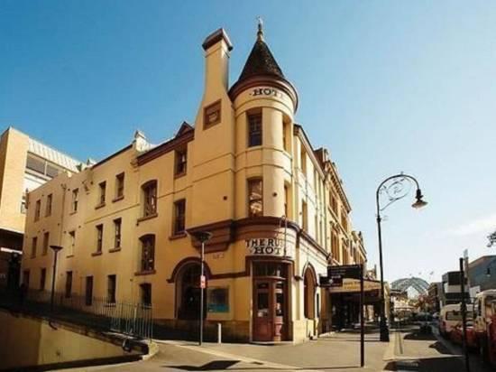 悉尼羅素精品酒店