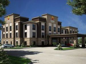 Comfort Inn and Suites Woodward