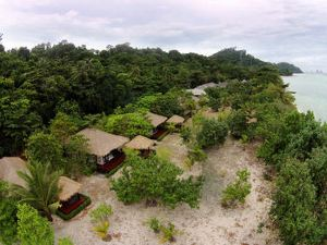The Sevenseas Resort - Koh Kradan