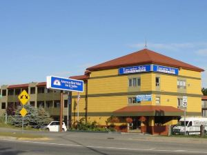 Americas Best Value Inn Executive Suites Airport