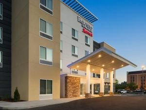 페어필드 인 & 스위트 브리스톨(Fairfield Inn & Suites by Marriott Bristol)