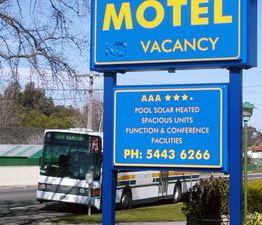 벤디고 웰컴 스트레인저 모텔 (Bendigo Welcome Stranger Motel)