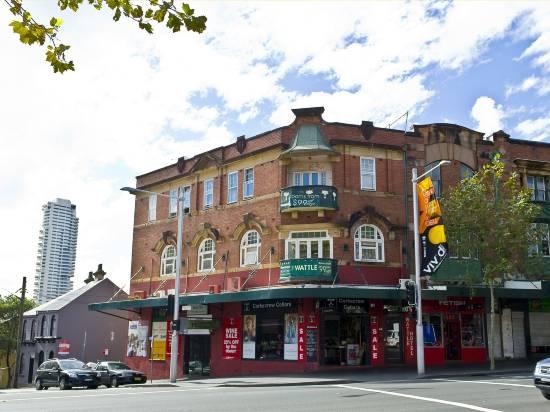 悉尼荊酒店
