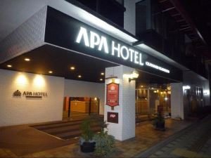 APA HOTEL (OKAYAMAEKI-HIGASHIGUCHI)