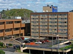 Holiday Inn Express & Suites Saint John Harbour Side
