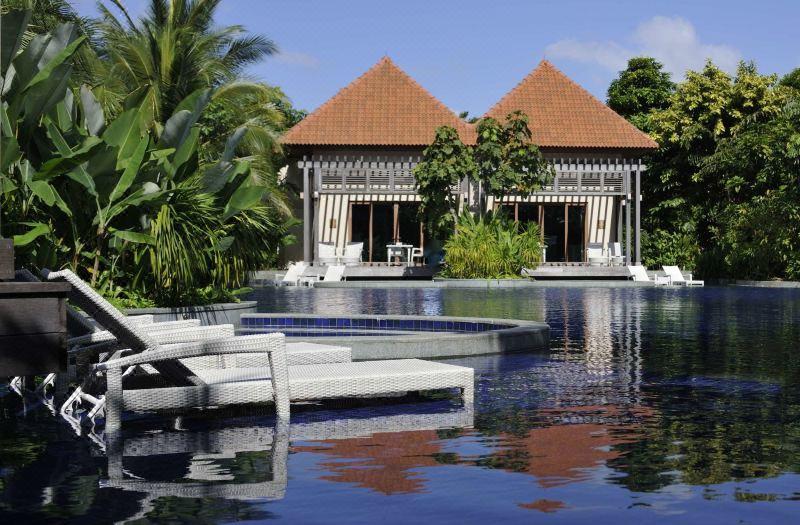 新加坡圣淘沙别墅世界海滨别墅(resortsworldsentosa-beach夏名胜塘东莞图片
