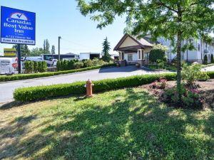캐나다스 베스트 밸류 인 랭글리 뱅쿠버 (Canadas Best Value Inn Langley/Vancouver)