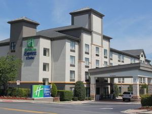 Holiday Inn Express Hotel & Suites Charlotte Concord I 85