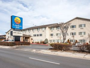 컴포트 인 시내 (Comfort Inn Downtown Wenatchee)