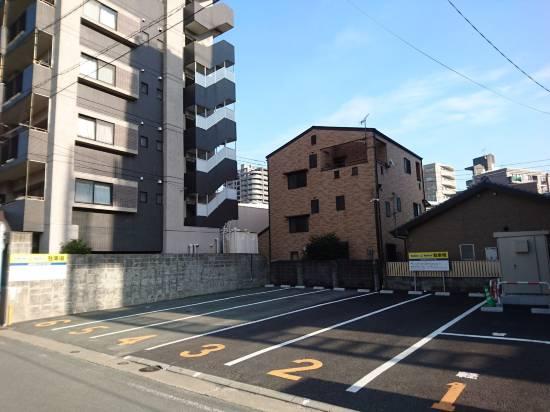 熊本水前寺微笑酒店