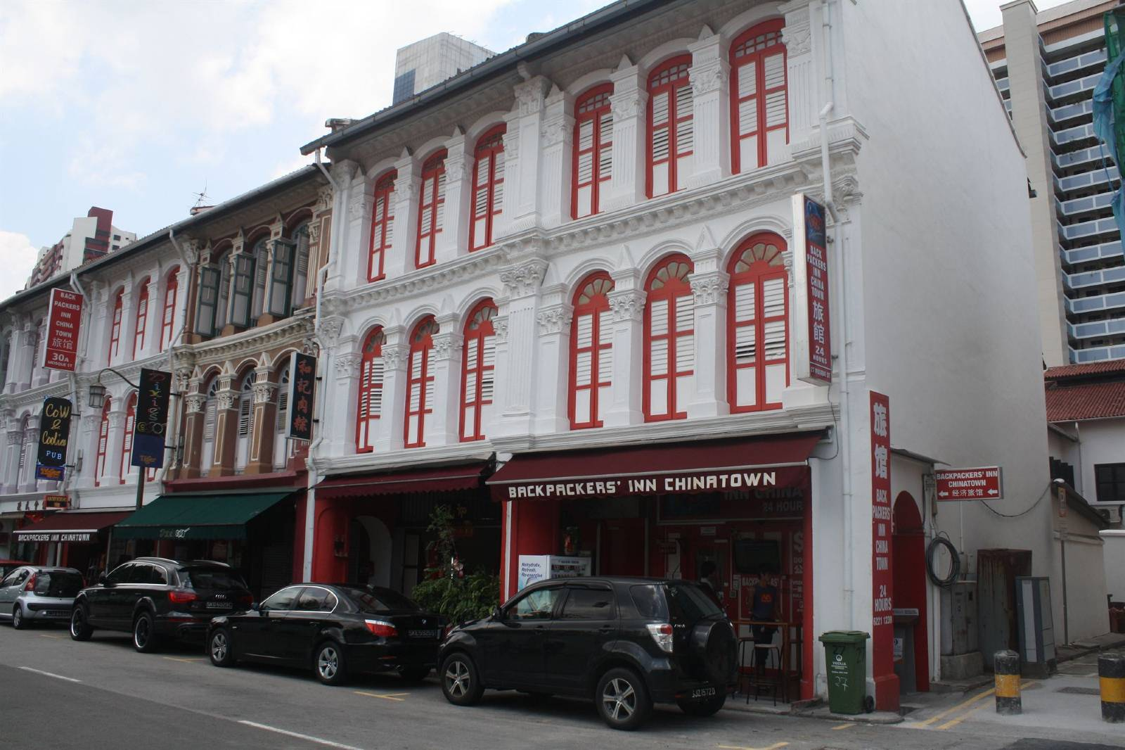 Backpackers! Inn Chinatown Singapore