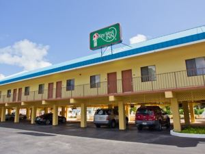 키웨스트 인 키라고(Key Largo Florida- Key West Inn)