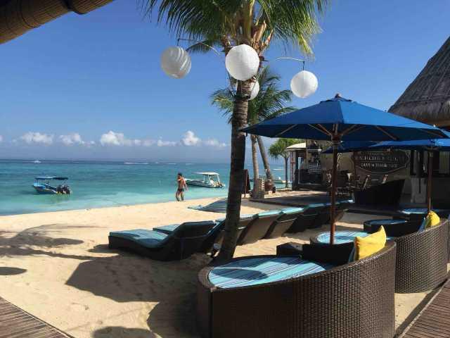 巴厘藍夢島沙灘俱樂部別墅度假村(lembongan beach club & resort