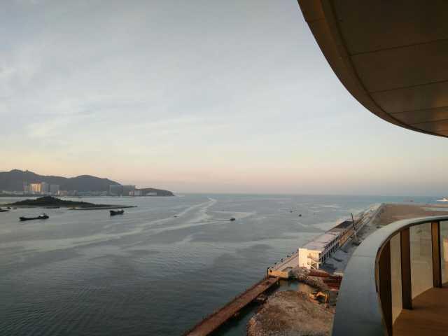 三亚凤凰岛海洋之星度假酒店点评