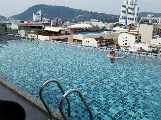 普吉岛盖格酒店(the gig hotel phuket)