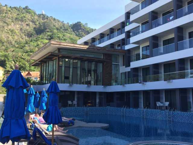 普吉岛雅玛酒店(the yama hotel phuket)点评