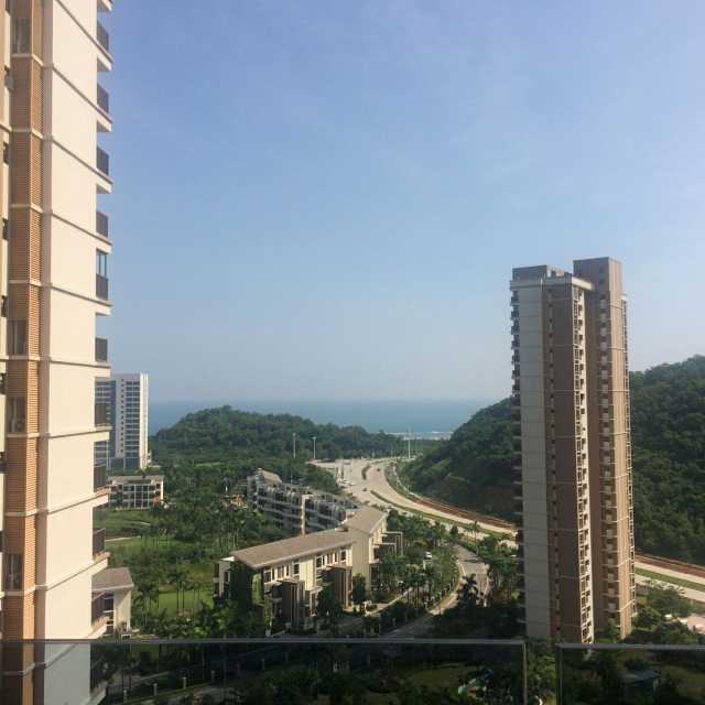 阳江海陵岛保利银滩林语海景公寓点评