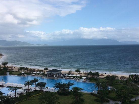芽庄第一晚入住珍珠岛高尔夫之乡度假酒店
