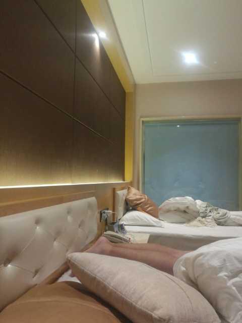 背景墙 房间 家居 酒店 设计 卧室 卧室装修 现代 装修 480_640 竖版