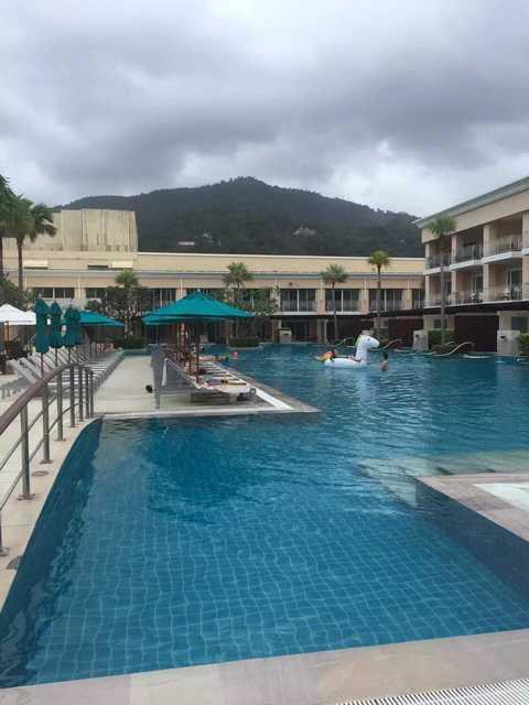 普吉岛千禧芭东度假村(millennium resort patong phuket)点评