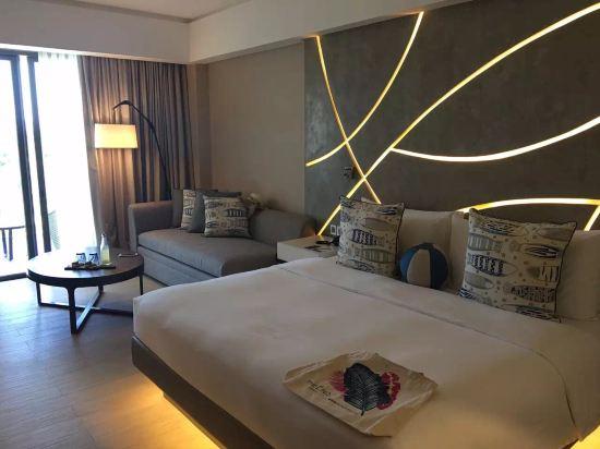 木屋酒店客房的设计