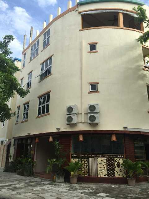 小酒店建筑外观设计