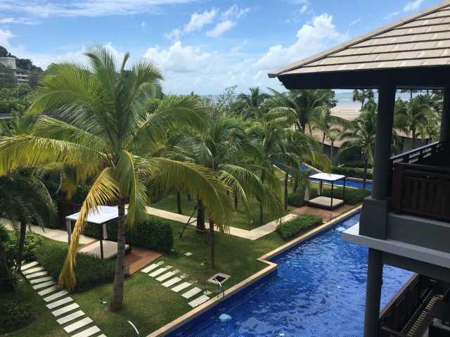 普吉岛万豪奈阳海滩水疗度假村(phuket marriott resort and spa, nai