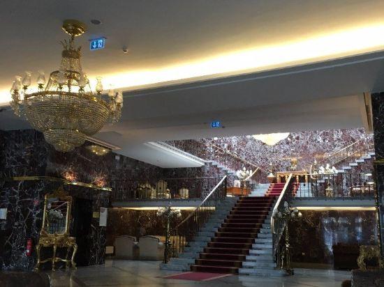 欧式五星级酒店门斗图片