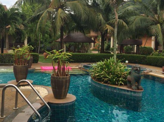 普吉岛幸运卡塔泳池别墅酒店预订及价格查询 Kata Lucky Villa Pool