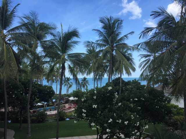 苏梅岛圣塔拉海滩度假酒店