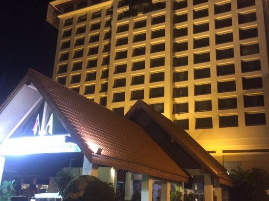 宾馆门口设计图