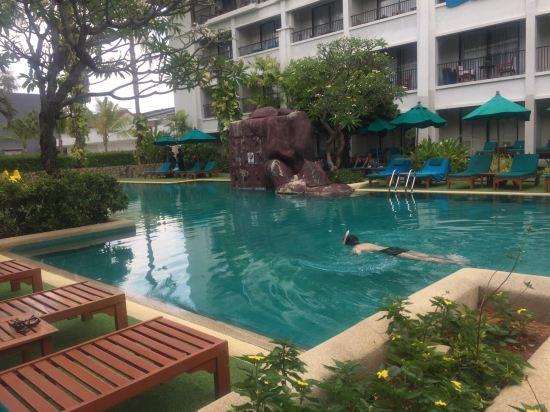 班泰海滨温泉度假酒店点评