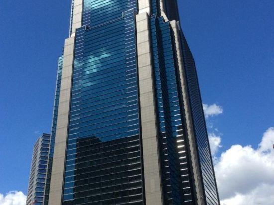 英式高楼大厦简笔画