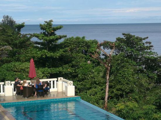 海景山景和泰式酒店外景内景极佳!图片