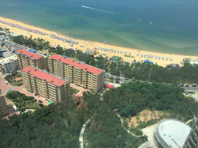 威海海明月酒店公寓点评