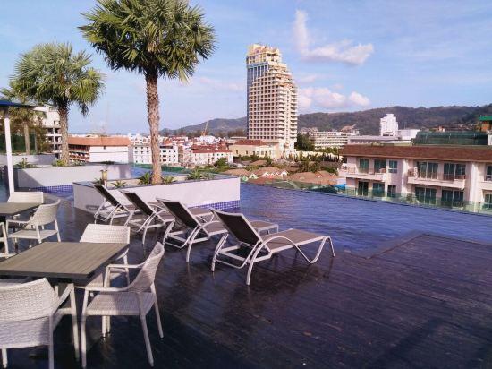 贝斯特韦斯特普吉岛芭东海滩酒店(best western patong beach phuket)
