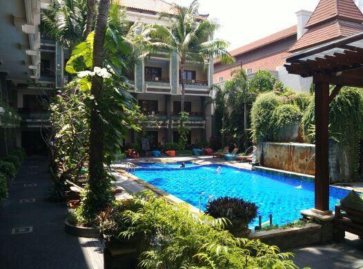 巴厘岛维拉酒店(the vira bali hotel)
