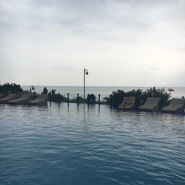 惠州碧桂园十里银滩酒店点评