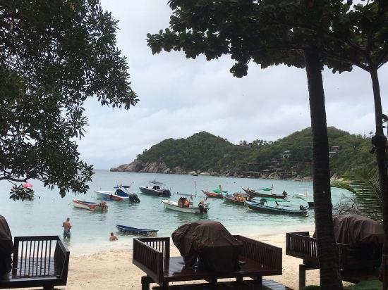 涛岛的海滩无论是沙子还是海水